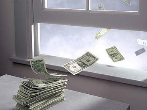 Nonprofits, Don't Waste Money!