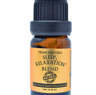 Relaxation and Sleep Essential Oil
