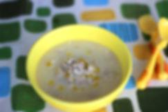 8 aylık bebekler için ek gıda bebekler için yalancı işkembe çorbası