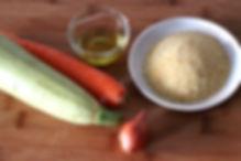 6 aylık bebekler için ek gıda kabak, havuç veince bulgur püresi