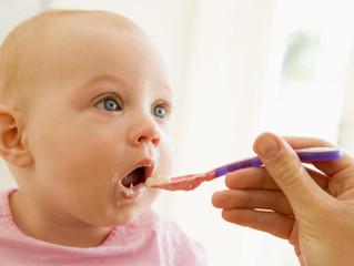 Bebeğiniz Ek Gıdalara Geçmeye Hazır mı?