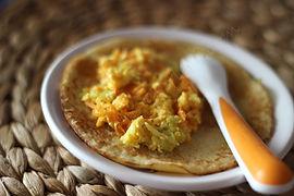 bebek omleti