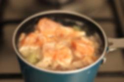 8 aylık bebekler için ek gıda patatesli somon püresi