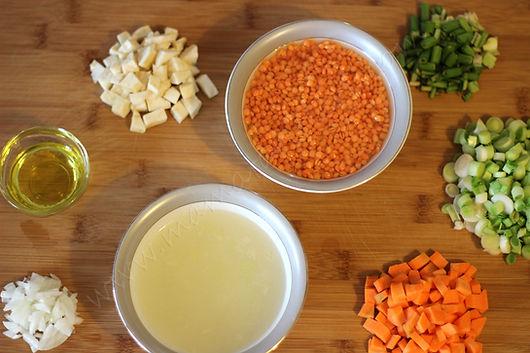 8 aylık bebekler için ek gıda kış çorbası