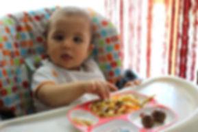 10 aylık bebekler için makarna tarifi