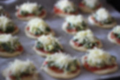 12 aylık bebekler ve çocuklar için pizza tarifi