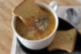 Bebekler ve çocuklar için çorba tarifi