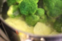8 aylık bebekler için ek gıda brokoli graten