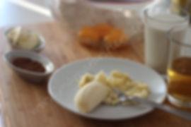 10 aylık bebekler için muzlu pankek tarifi