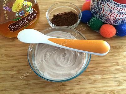 12 aylık bebekler ve çocuklar için atıştırmalık tatlı tarifi
