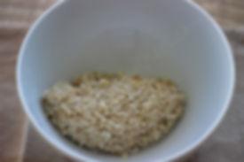 6 aylık bebekler için ek gıda yulaflı incir maması