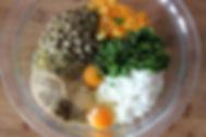 10 aylık bebekler için yeşil mercimekli köfte tarifi