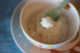 6 aylık bebekler için ek gıda pirinç maması