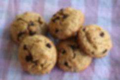 12 aylık bebekler ve daha büyük çocuklar için çikolatalı kurabiye tarifi