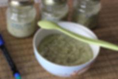 6 aylık bebekler için sebze püresi tarifi