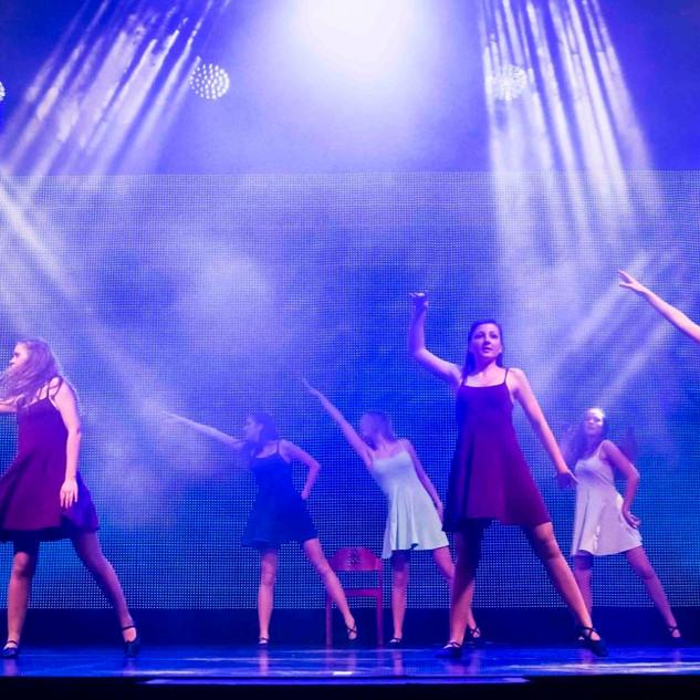 DANCE CAPTAIN