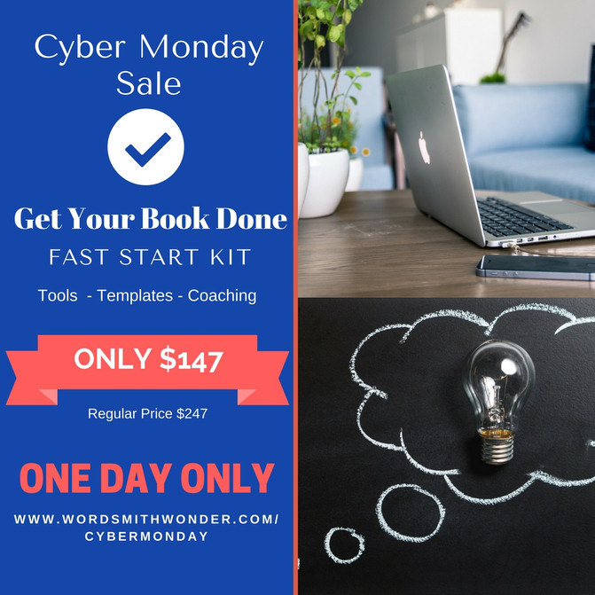 Cyber Monday Sale Starting Early!!