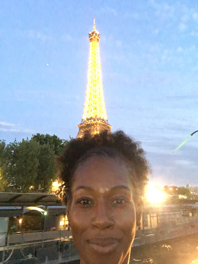 Adventures in Paris and in Writing