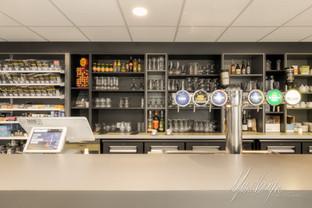 Usuel Design - Le L'Escale - Rénovation - Agencement Bar Tabac Loto PMU