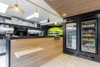 Usuel Design - Pizza Rhuys - Rénovation Agencement Restaurant