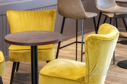 Usuel Design - Le Reg'enn - Rénovation - Agencement Bar Tabac Presse Loto PMU