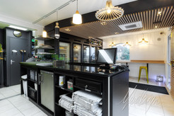 Usuel Design - Pizza Rhuys - Rénovation Agencement Restaurant