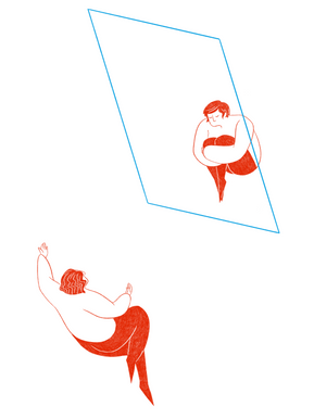 Intimacy in Isolation: Illustrations by Karen Chen