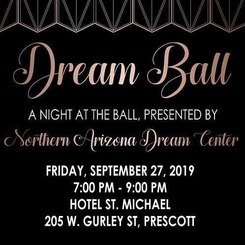 Dream Ball Ticket