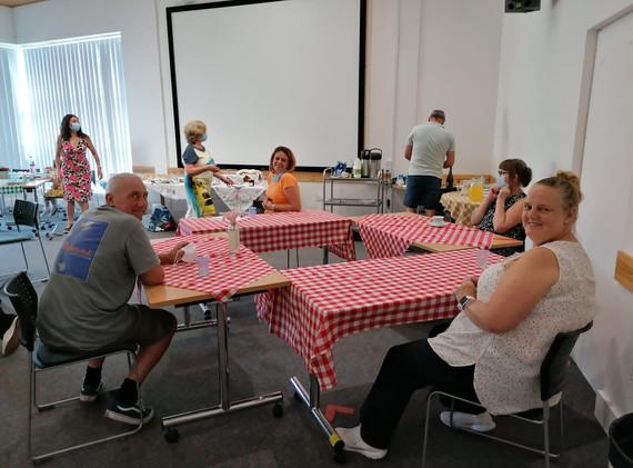 Eastmoor Community Project staff