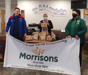 Wakefield Trinity, Morrisons and Eastmoo