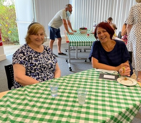 Eastmoor Community Project trustee and Centre Manager