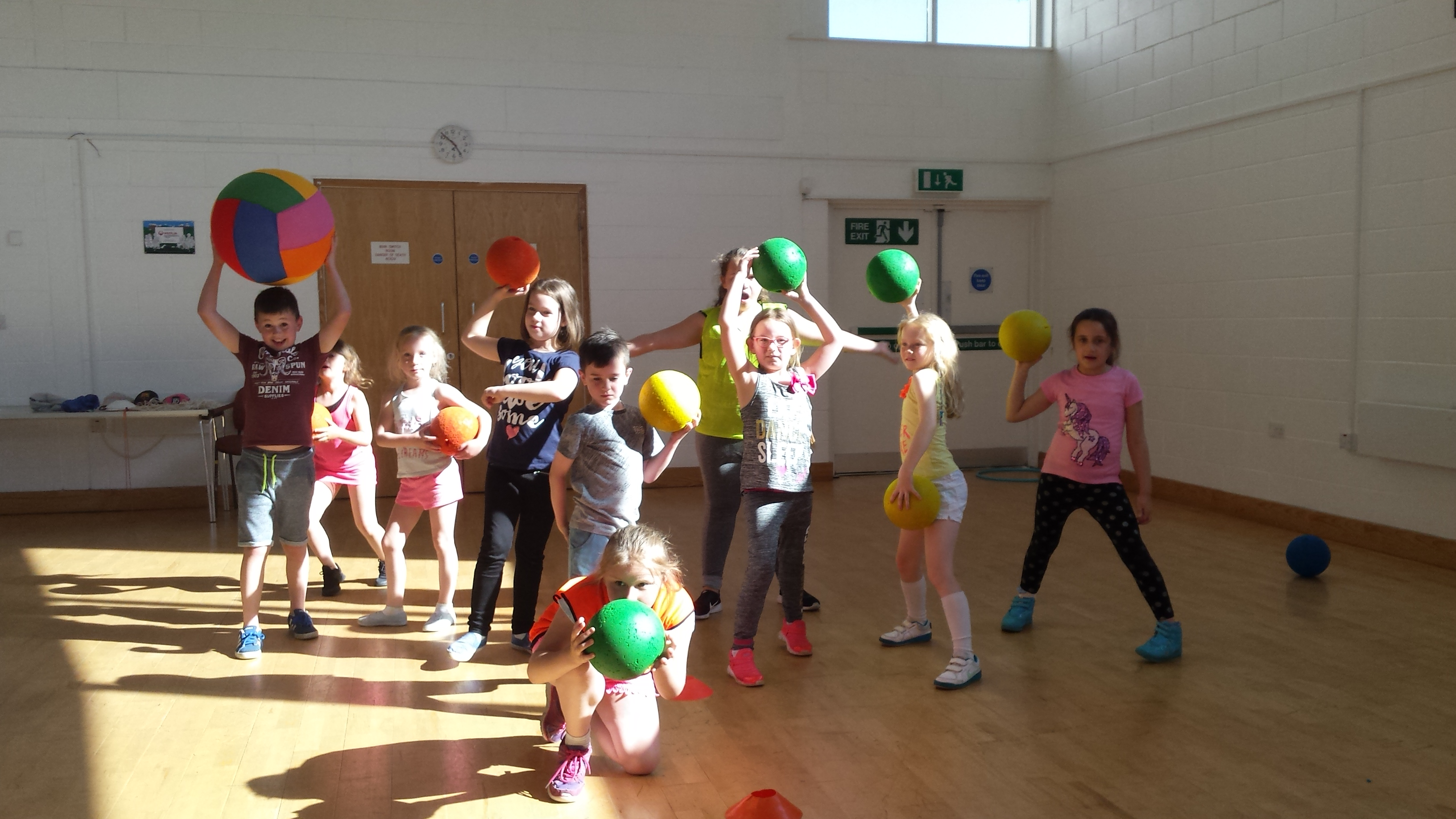 Active Families group
