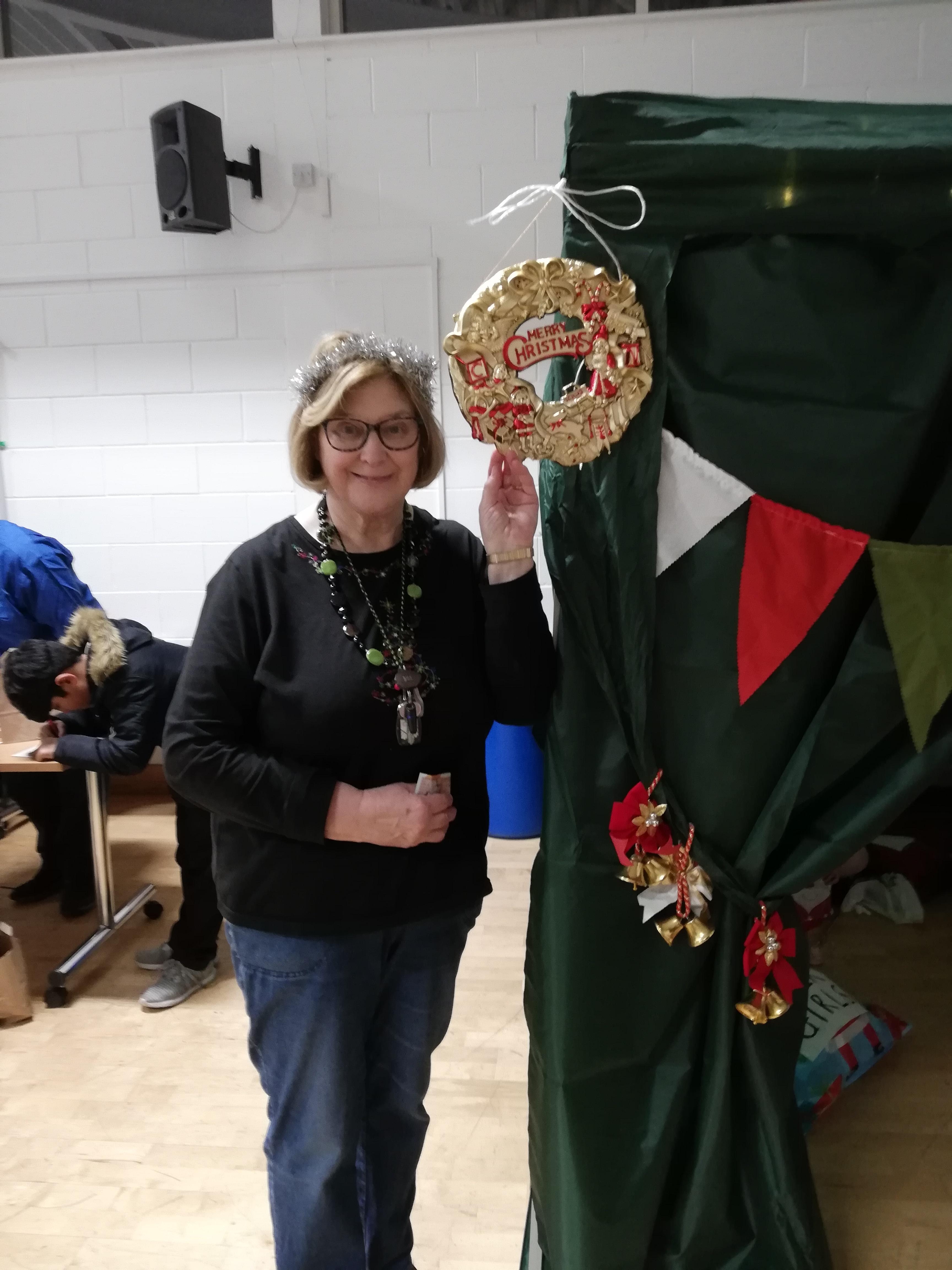 Maureen @ Christmas Event
