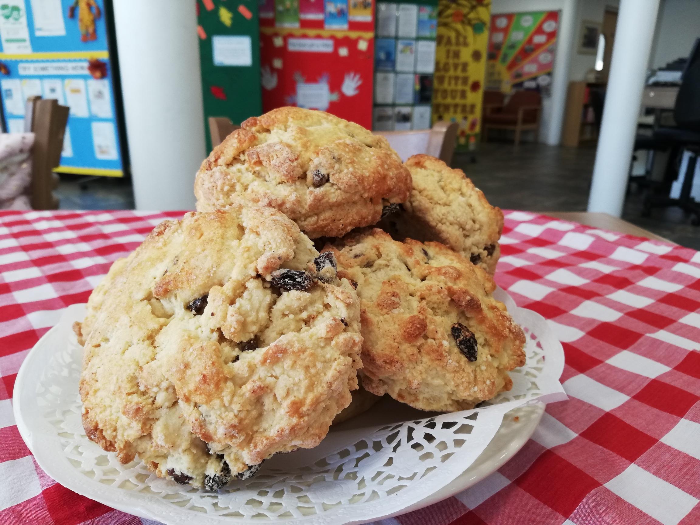 The best scones in Yorkshire