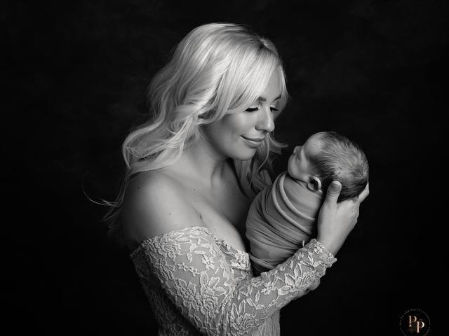Newborn baby photoshoot south yorkshire
