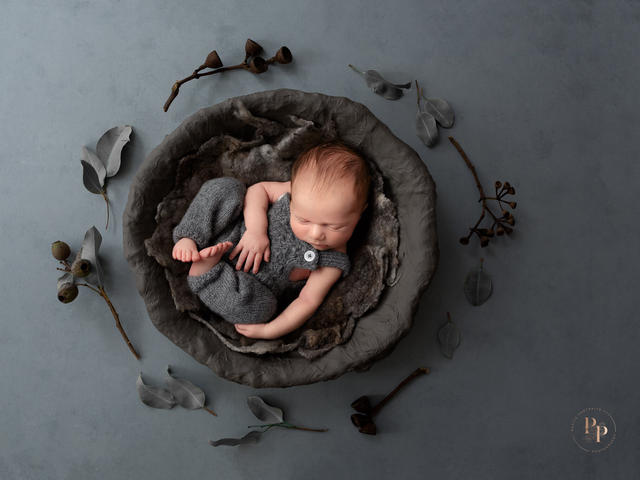 Newborn baby photoshoot doncaster