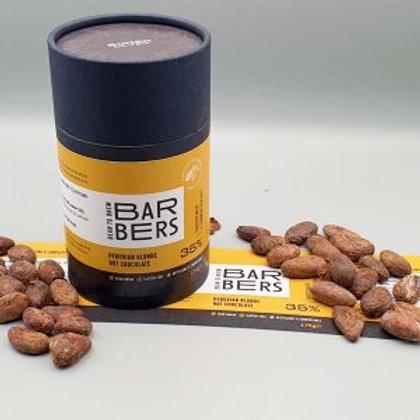 Peruvian Blonde Hot Chocolate 35%