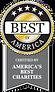 Un logo que significa que la organización es lo más bueno en América