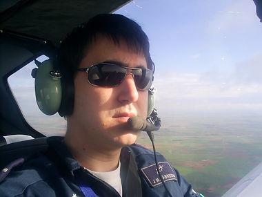 Volando por tierras castellanas