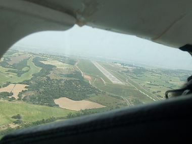 Huesca aeropuerto