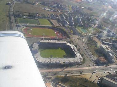 El Helmantico salamanca estadio
