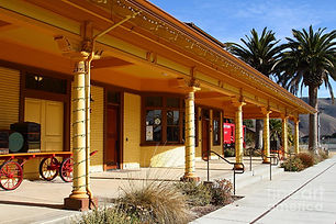 Niles Depot Museum