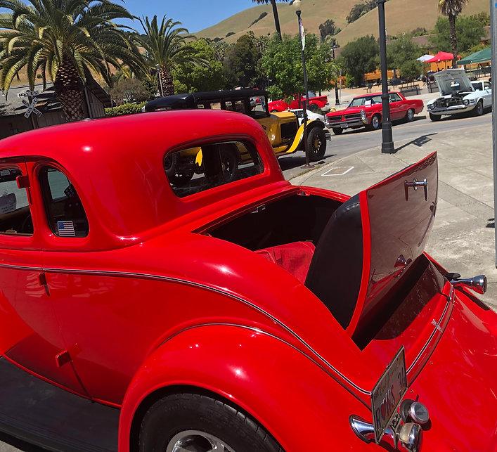 Hot August Car Show Registration