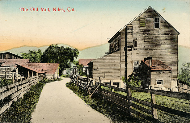 The Old Mill, Niles section of Fremont,