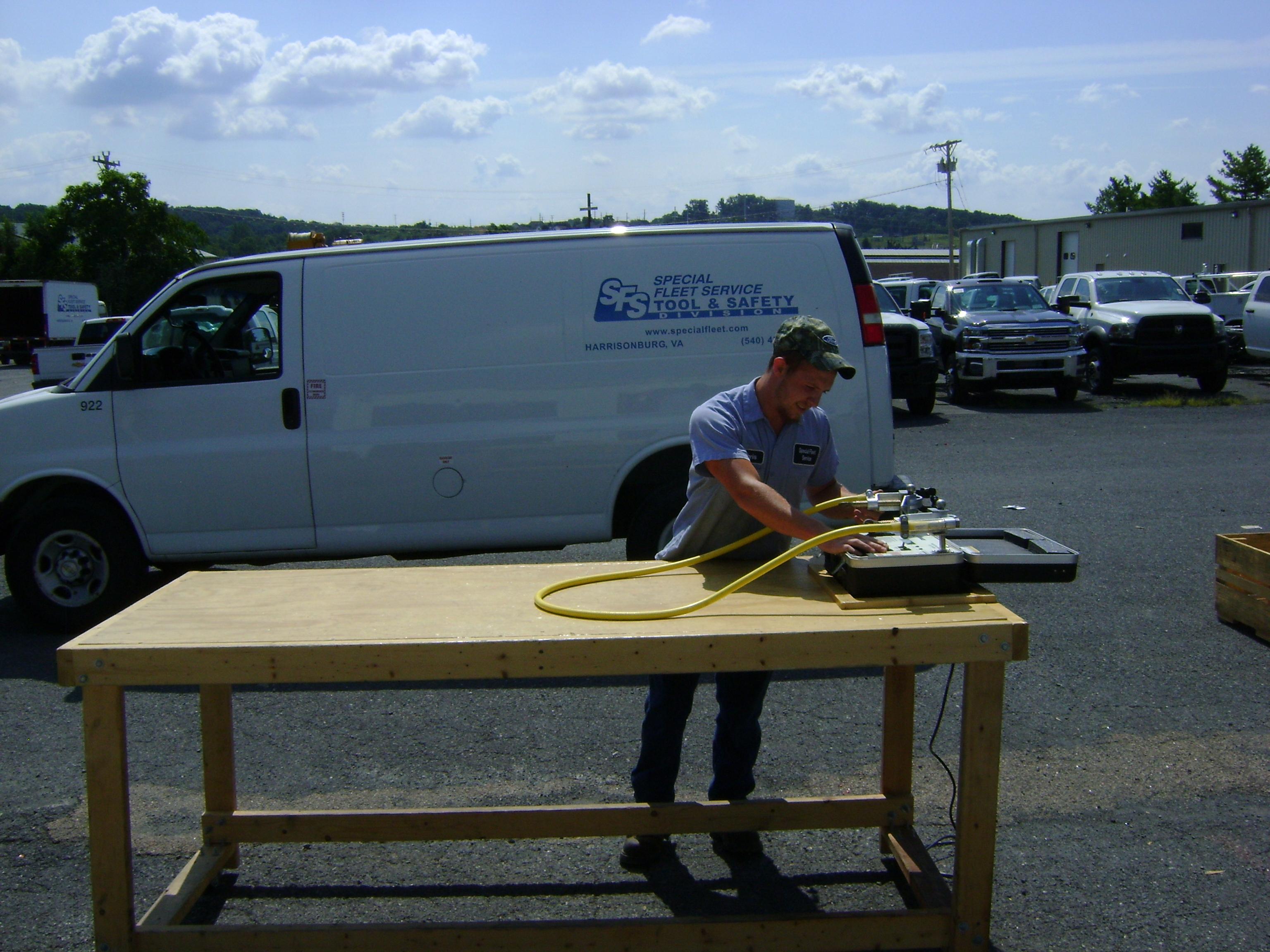 On-Site Ground Testing