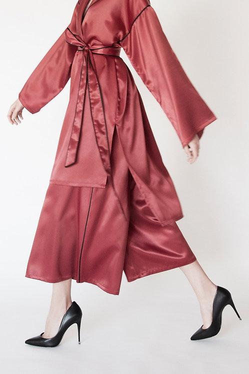 Red Pajama Pant