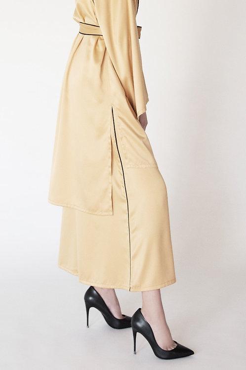 Yellow Pajama Pant