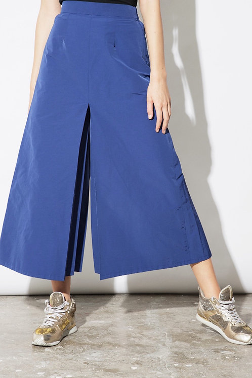 Wide Pleated Pant