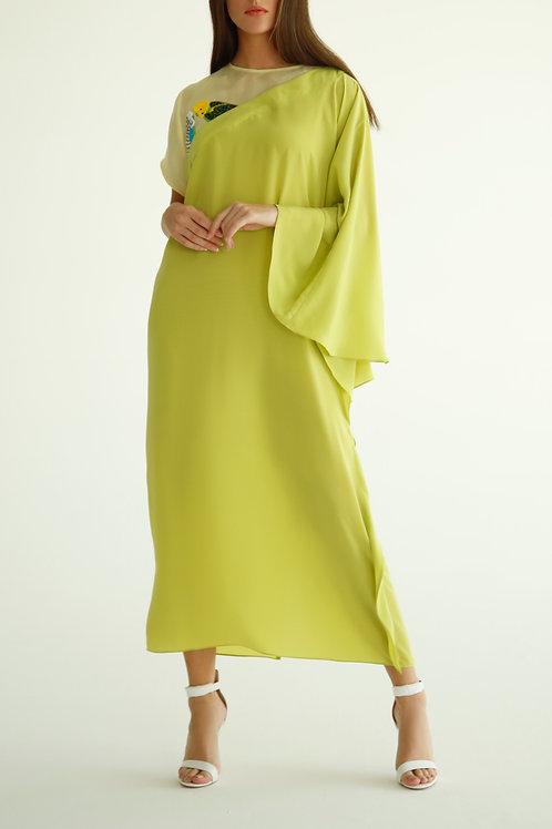Flawless One-Shoulder Dress