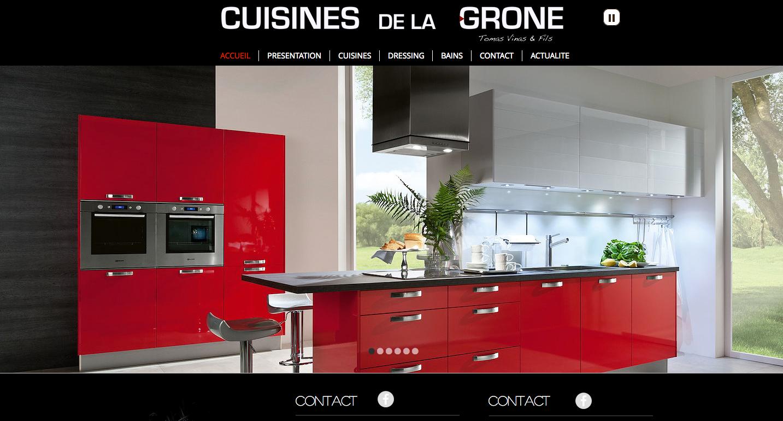 cuisinesdelagrone.com
